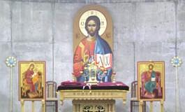 У Патріаршому соборі відбулося Таїнство Єлеопомазання