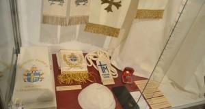 Владика Йосиф (Мілян) відкрив виставки «Патріарх Йосиф Сліпий» та «Папа й Україна»
