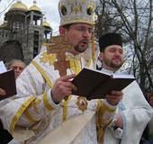«Наша мрія – відправити в соборі наступного року Великоднє богослужіння»: Владика Богдан (Дзюрах)