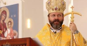 Проповідь Блаженнішого Святослава з нагоди відкриття Синоду Єпископів УГКЦ