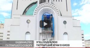 УГКЦ працює над художнім оздобленням Патріаршого собору в Києві
