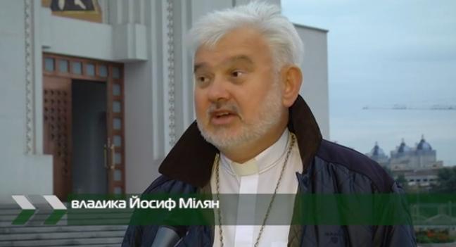 Владика Йосиф (Мілян) про майбутні події у Патріаршому соборі