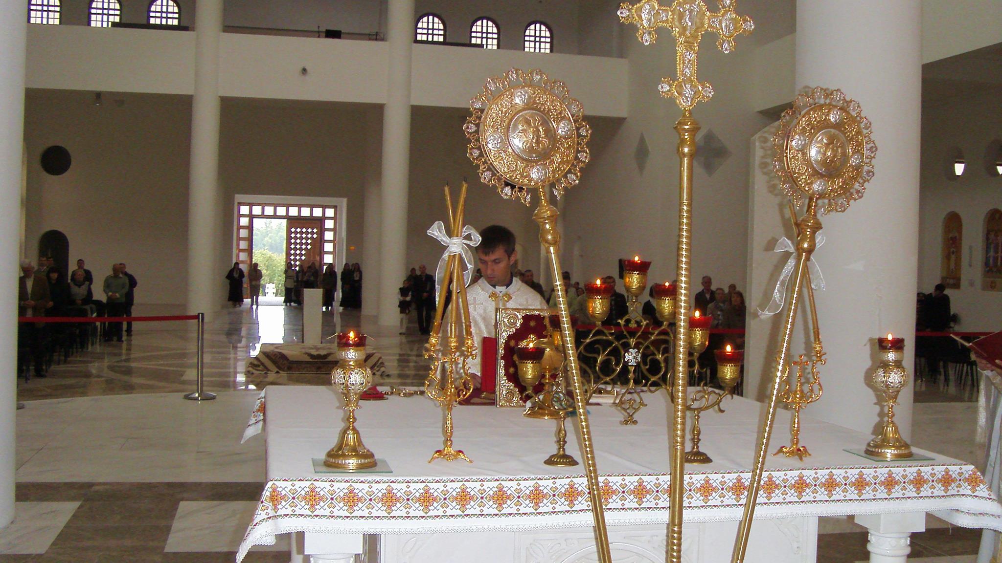 2013.09. Ранкова Літургія у Патріаршому соборі