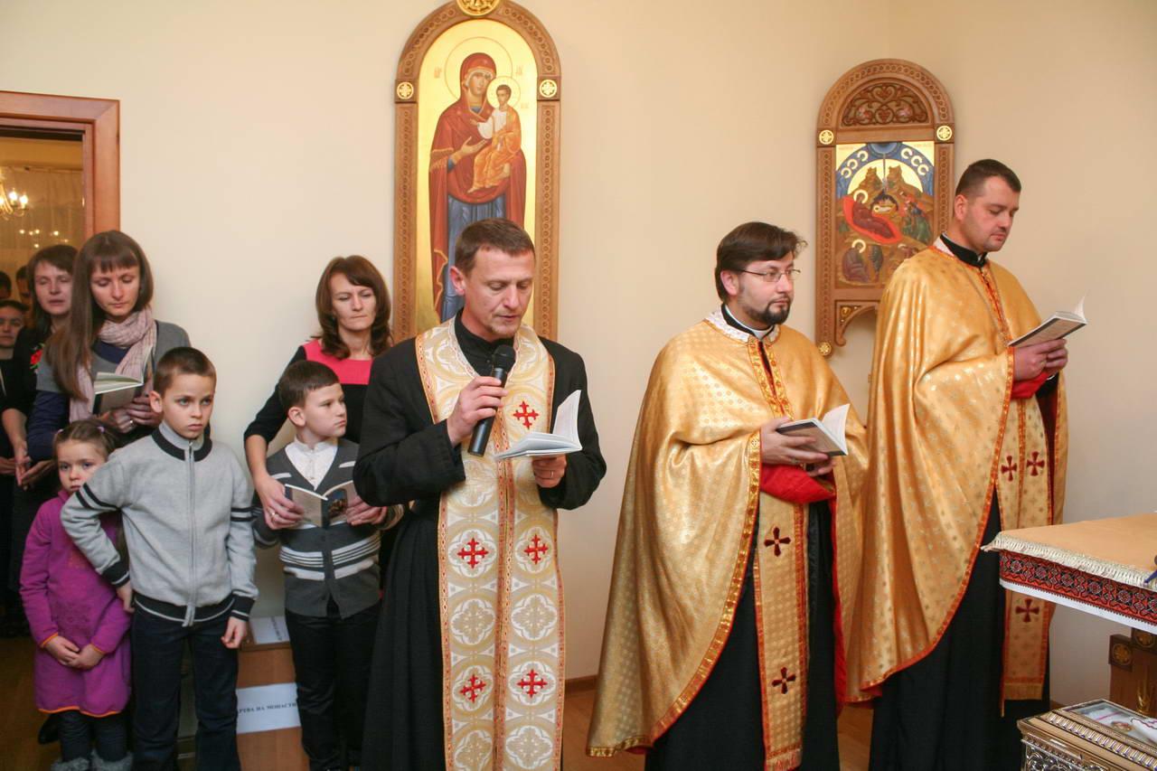 Сестри-служебниці вшанували пам'ять блаженної Йосафати Гордашевської