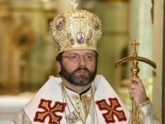 Блаженніший Святослав закликав українців не боятися євроінтеграції і надіятися передусім на Бога