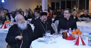 У Києві відбулася «Різдвяна просфора з Патріархом 2014»