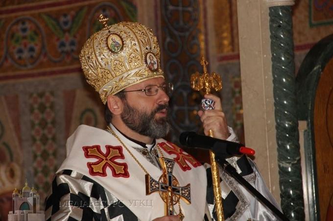 Звернення Блаженнішого Святослава до вірних Української Греко-Католицької Церкви з нагоди Декади місійності