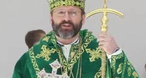 Глава УГКЦ: «Нам потрібно оживлення нашої соборної України, миру, злагоди і єдності в нашому народі»