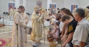 Блаженніший Святослав на свято Преображення: «Бог сяє на нас своїм обличчям»