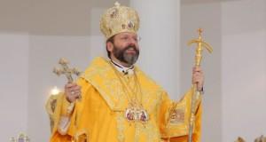 «Запрошую всіх відчути, як б'ється серце нашої Церкви в Києві на берегах Дніпра», – Глава УГКЦ