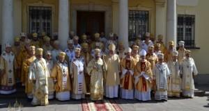 «Той, хто вбиває людей в Україні, завтра не завагається повернути свою зброю супроти будь-кого в своїй країні та поза її межами…» – Синод Єпископів УГКЦ