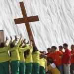 До Києва прибуває хрест та ікона, подаровані святим Іваном Павлом ІІ молоді