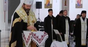 У Патріаршому соборі для почитання виставили мощі святого Івана Павла ІІ