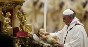 Урочисті Різдвяні Богослужіння з Ватикану наживо на Першому Національному