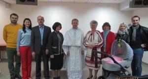 Парафія Пресвятої Трійці на Оболоні запрошує мешканців свого району на недільні богослужіння