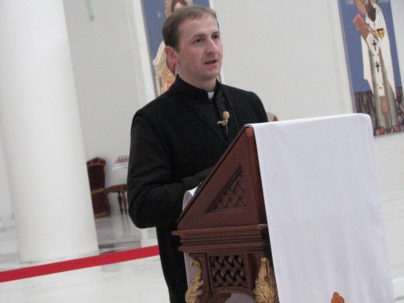 о. Григорій Рогацький, ВС