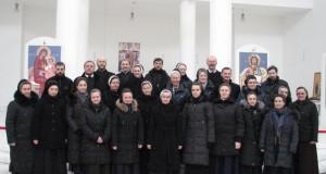 У Патріаршому Соборі Воскресіння Христового вибирали синкела у справах монашества