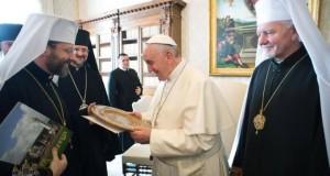 Слово Блаженнішого Святослава, Глави УГКЦ, з нагоди зустрічі зі Святішим Отцем