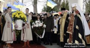 У Млинах вшанували автора Гімну України отця Михайла Вербицького, священика УГКЦ