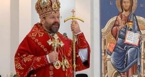 Глава УГКЦ: «Сьогодні Церква показує нам джерело життя і перемоги»