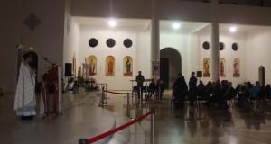 У Патріаршому соборі відбулися нічні чування за мир