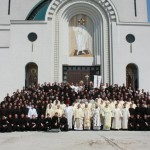 Глава УГКЦ до семінаристів: «Кличучи вас до священства, Бог кладе у ваші руки найбільший дар Церкви – Пресвяту Євхаристію»