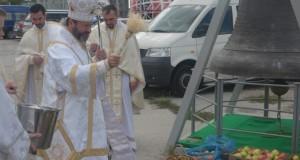 Блаженніший Святослав (Шевчук) освятив дари для поранених військовослужбовців