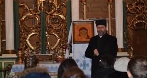 Блаженніший Святослав зустрівся з молоддю Київської архиєпархії