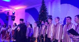 У Києві завершилася «Різдвяна просфора з Патріархом»