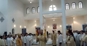В Патріаршому соборі молилось монашество з усієї України