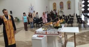 В Патріаршому Соборі молилися за упокій Архиєпископа Петра Мальчука