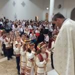 В Патріаршому Соборі діти урочисто прийняли перше Причастя