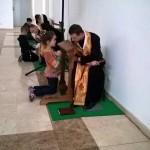 В Патріаршому Соборі діти вперше приступили до Сповіді