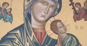 До Києва прибуде точна копія чудотворної ікони Матері Божої Неустанної Помочі