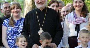 Вітання Єпископу Йосифу Міляну з нагоди ювілею 60-ти літття