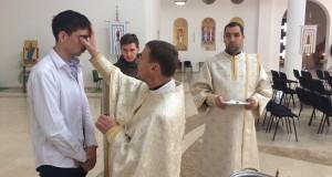 В Патріаршому Соборі відбулось непересічне хрещення