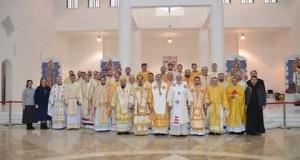Координатори програми «Жива парафія» помолилися в Патріаршому Соборі