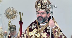Блаженніший Святослав у Велику п'ятницю: Думають, що вбивають Україну, а натрапляють на самого Сина Божого