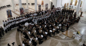 У Патріаршому Соборі провели концерт «Під Покровою Твоєю, Богородице…»