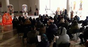 Молитва Тезе у Патріаршому Соборі