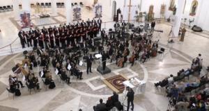 У Патріаршому Соборі відбувся концерт «Великого бажайте…»