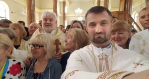 Вітаємо всечеснішого отця Андрія Гаха, сотрудника Патріаршого Собору Воскресіння Христового, з Днем уродин!