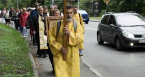 З 17 по 19 серпня відбулася Всецерковна проща до Патріаршого Собору Воскресіння Христового з нагоди відзначення 6-ої річниці освячення центральної святині нашої Церкви