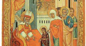 ВВЕДЕННЯ У ХРАМ ПРЕСВЯТОЇ ВЛАДИЧИЦІ НАШОЇ БОГОРОДИЦІ І ПРИСНОДІВИ МАРІЇ – 04 грудня