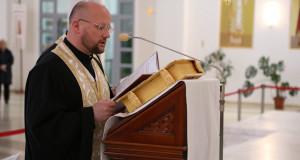 11 січня 2020 року у Патріаршому Соборі відбувається Чин архиєрейського найменування владики Степана Суса