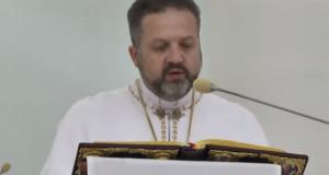 Відео 29.12.2019, Проповідь отця Андрія Нагірняка у Двадцять восьму неділю після П'ятидесятниці