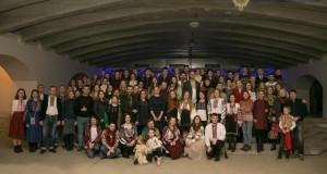 У Києві відбувся Щедрий вечір для молоді з «Обновою»