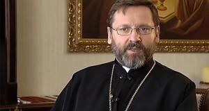 Молитися онлайн, не цілувати плащаниці, на Великдень служити на вулиці, ‒ Глава УГКЦ дав поради, як служити у Страсний тиждень і на Великдень