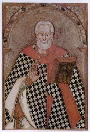 Святого Миколая, Чудотворця Мир Ликійських